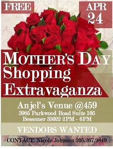 Mother's Day Shopping Extravaganza | Birmingham365.org