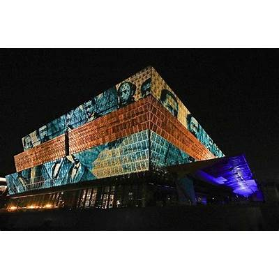 National Museum of African American History & Culture - e