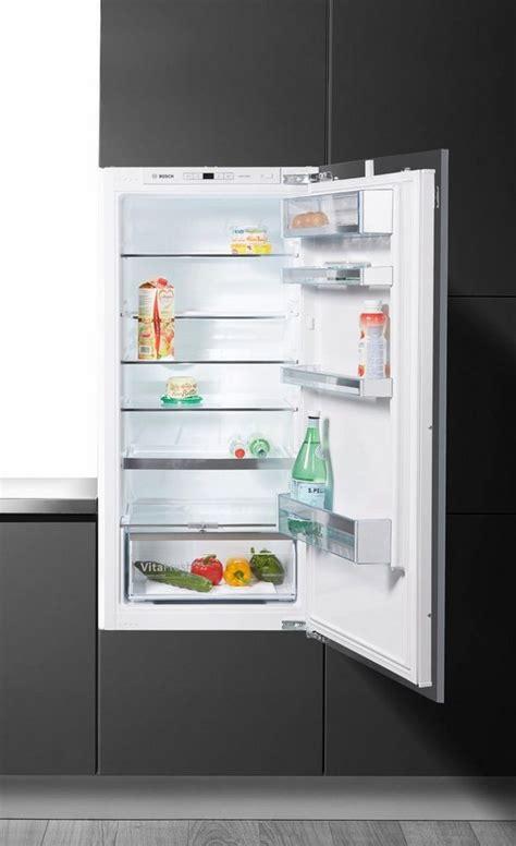 bosch einbaukühlschrank ohne gefrierfach bosch einbauk 252 hlschrank kir41af30 122 1 cm hoch 55 8 cm breit a 122 1 cm kaufen otto