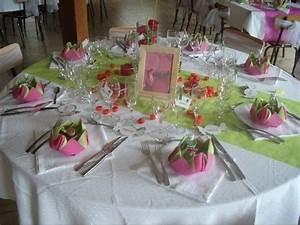 Deco Vert Anis : deco de table mariez vous ~ Teatrodelosmanantiales.com Idées de Décoration