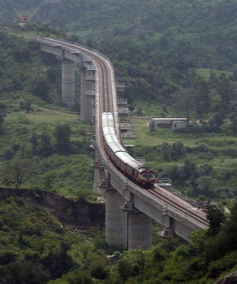 Railways' pride: Udhampur-Katra line is finally ready ...