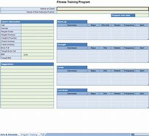 excel workout log template fitness tracker excel template