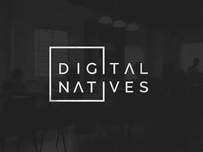 Minimal Digital Inspiration Creative Logos Natives Impressive
