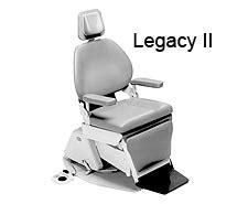 legacy ii chair midmark