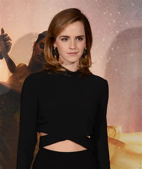 Emma Watson Black Jumpsuit Lainey Gossip Lifestyle
