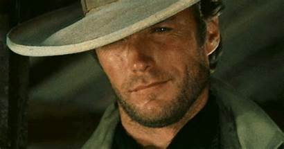 Clint Eastwood Ugly Gifs Western Hat Disgusted