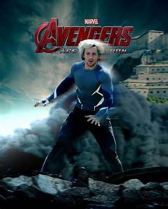The Avengers: Age of Ultron - Quicksilver by ...