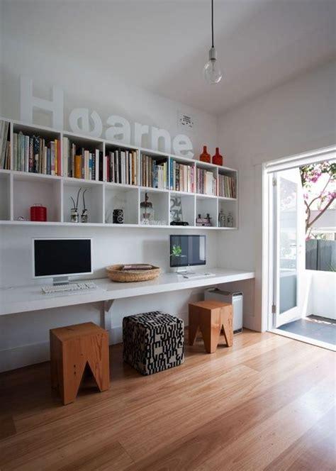 amenagement bureau conseil aménagement bureau avec tabouret étagères murales chambre de lucien aménagement
