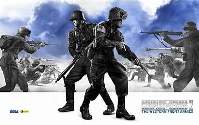 Western Coh Heroes Company Armies Wallpapers Verfuegbar