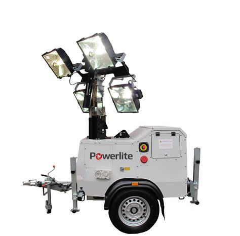 Light Tower For Sale by Metal Halide Lighting Tower Powerlite Power Generators