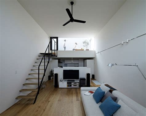 minimalist decorating small spaces minimalist house in hiyoshi by eana keribrownhomes
