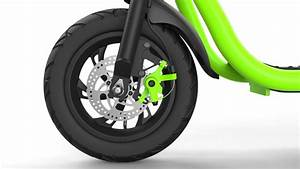 2020 M11 Folding Electric Scooter 350w Motor 12 Inch Tire