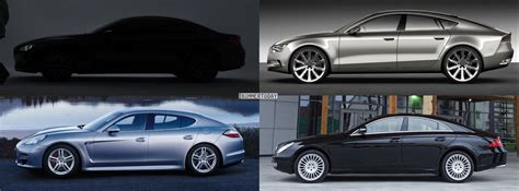 Bmw Gran Coupe Vs. Audi Sportback Vs