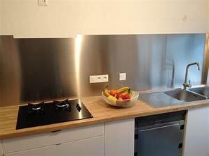 Crédence Adhésive Cuisine : credence de cuisine adhesive credence cuisine adhesive cr ~ Melissatoandfro.com Idées de Décoration