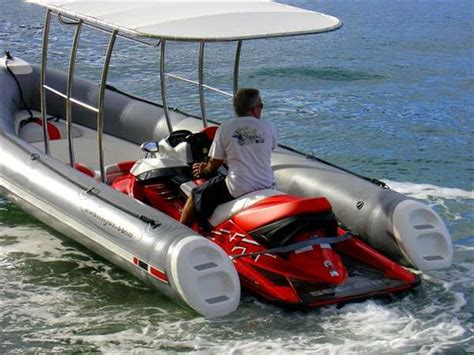 Jet Ski Plus Boat by Dockitjet A Jet Boat And A Jetski