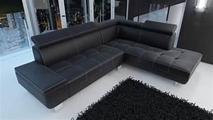 salon moderne cuir With tapis moderne avec canapé club simili cuir