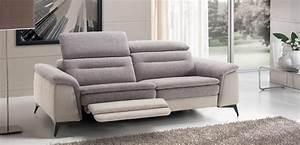 salon canape fasano canape fauteuil cuir ou tissu With tapis moderne avec ou acheter un canapé de qualité