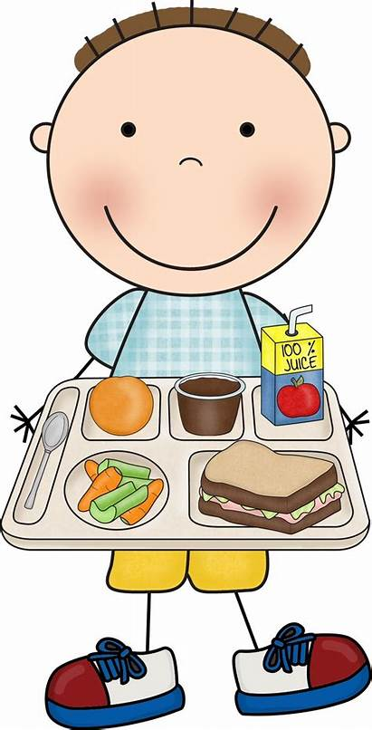 Helper Lunch Clipart Example Letters Station