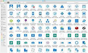 Microsoft Azure Icon Set Download - Visio Stencil  Powerpoint  Png  Svg