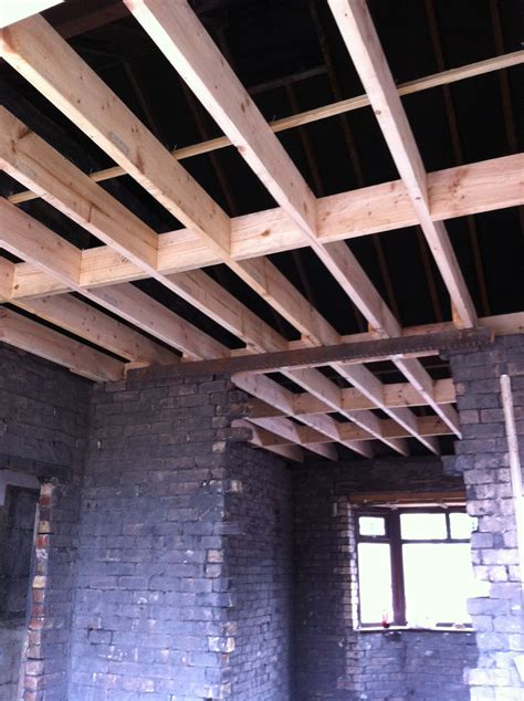 ceiling joist spacing uk replace ceiling joists builders stoke on trent