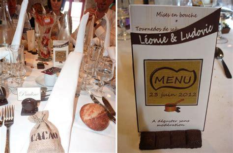 decoration du chocolat pour mariage un gros mariage sur le th 232 me du chocolat mademoiselle dentelle