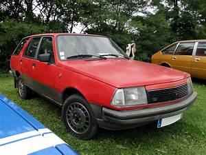 Renault 18 Tx Break 4x4 1984