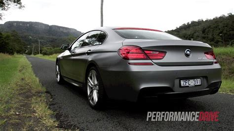 bmw  gran coupe engine sound   kmh youtube