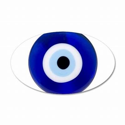 Nazar Amulet Evil Eye Protection Wall Decal by NazarEvilEye