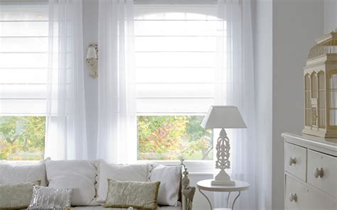 Roman Blinds With Versatile And Elegant Concept