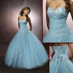 light blue wedding dresses - Light Blue Wedding Dress
