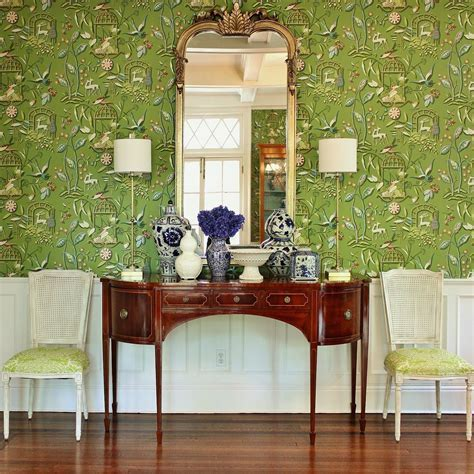 bronxville dining room buffet mirror copy   Laurel Home