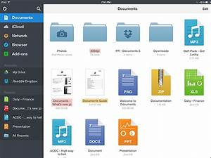 10 things you can do with documents app for iphone ipad for Documents and data on iphone 5c