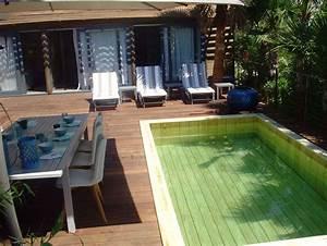 Mini Piscine Enterrée : fabricant piscine et jacuzzi spa sur mesure 100 bois ~ Preciouscoupons.com Idées de Décoration