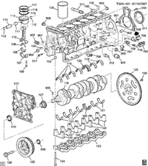 2002 Gmc Envoy Transmission Wiring Diagram by Engine Diagram For 2005 Chevy Trailblazer 4 2 Fixya