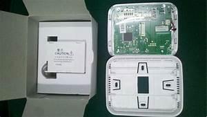 Termostato Digital Honeywell Halo T6861h2wg 220v C