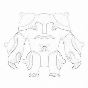 Ben 10: Ultimate Alien images Drawing Of Utimate ...