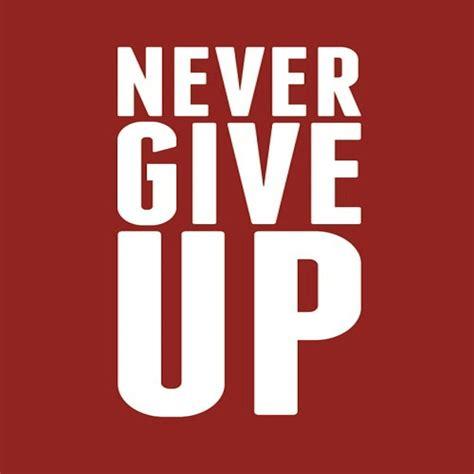 Never Give Up  Vegan Rabbit
