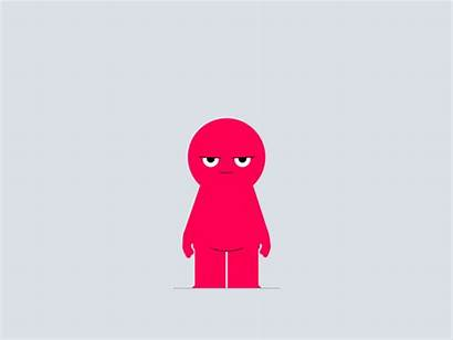 Character Animation Jump Dribbble Olle Gifs Animated