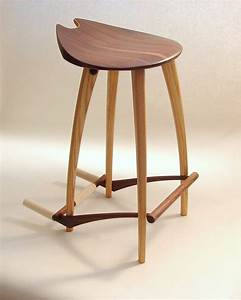 Guitar Stool/ Guitar Stand Fillingham Art Furniture Design