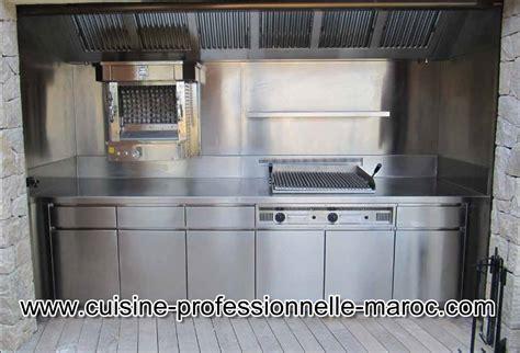 cuisine au maroc ou trouver un magasin de vente matériels de cuisine pro au