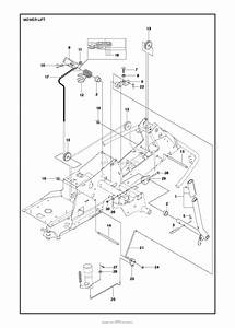 Huskee Mower Parts Diagram