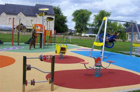 Aire De Jeux Pour Enfants à Caden  Morbihan Récréatiloups