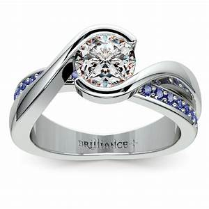 The difference between a pre engagement ring and a promise for Halo engagement rings with wedding bands