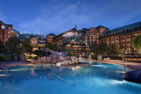 disney resort walt hotels lodge wilderness