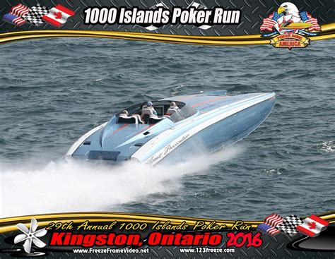 1000 Islands Poker Run Photos By Www123freezecom Or Www