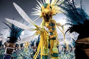 Rio carnival 2017 in pictures – the best floats, costumes ...