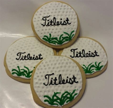 button sugar cookies golf ball decorated sugar cookies created by copper buttons cakes and cookies my cookie