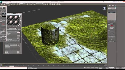 vertex alpha blend shader ds max cryengine  youtube