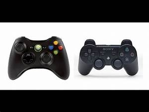 PS3 Controller vs Xbox 360 Controller (German) [HD] - YouTube