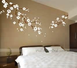 beautiful cherry blossom branches wall stickers wallstickerdeal com